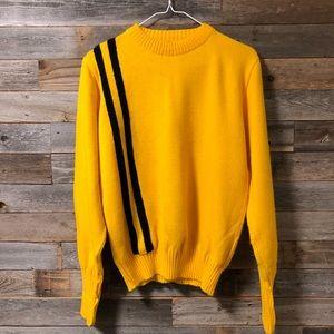 Vintage Cheerleading Sweater